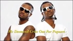 Video: PSQUARE (MC DESMOND)  - Latest 2018 Nigerian Comedy